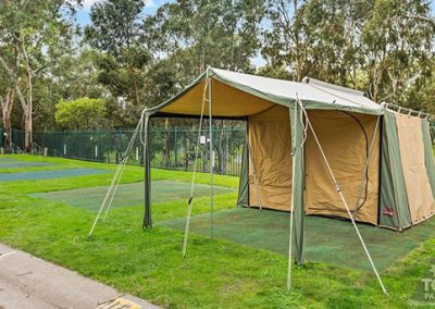 adelaid camping site