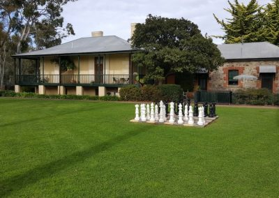 giant chess in levi adelaide